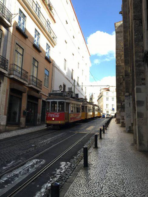 Alfama Sokakları