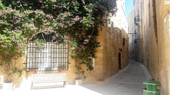 Mdina Sokakları