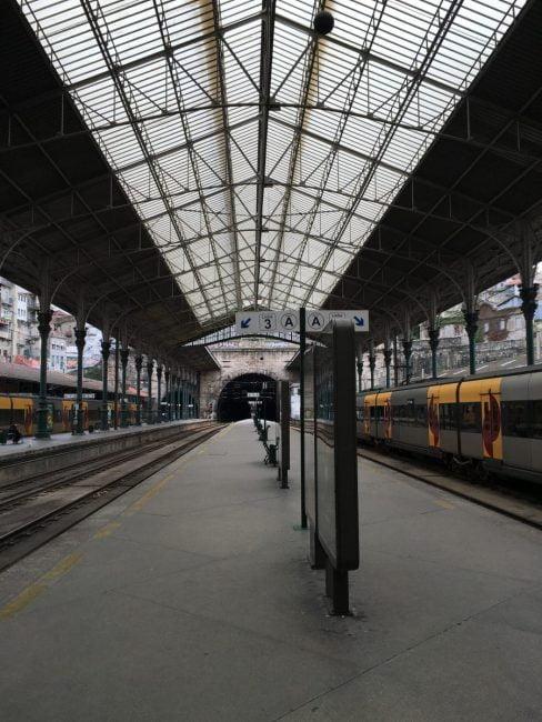 Sao Bento Tren İstasyonu
