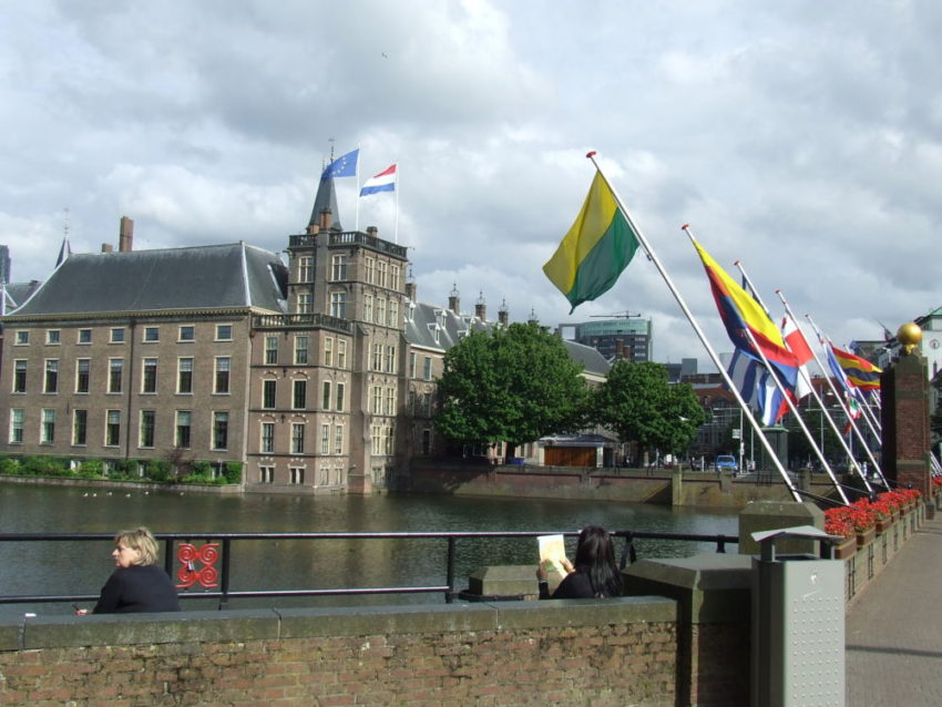 Binnenhof, Lahey/Hollanda