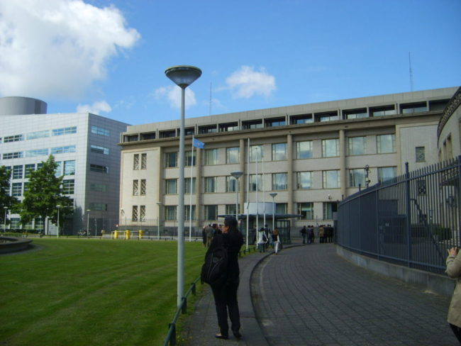 ICTY, Lahey/Hollanda