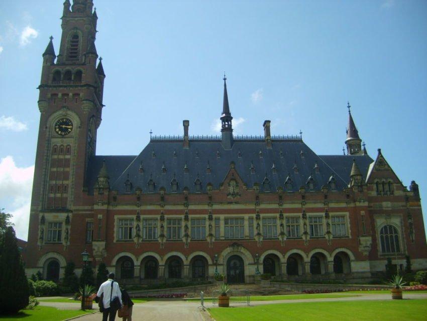 Peace Palace, Lahey/Hollanda