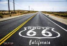 Route 66 California