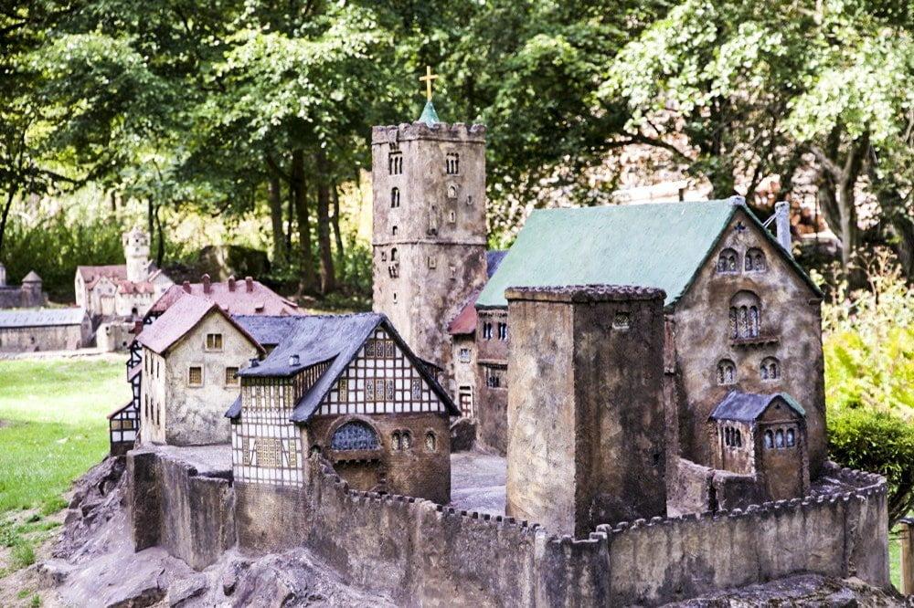 Der Mühlenplatz