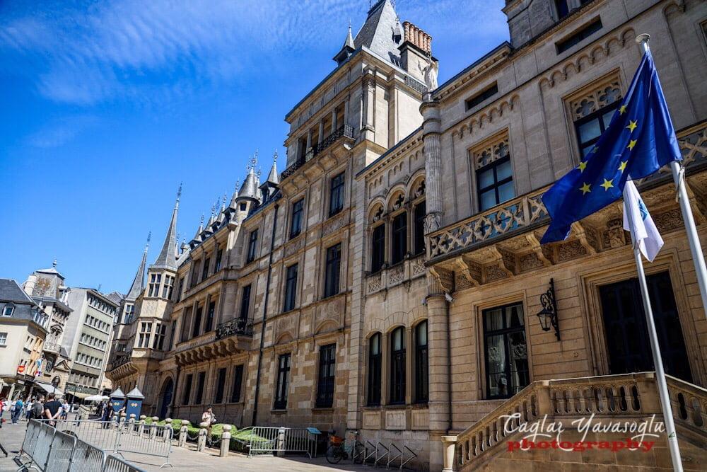 Grand Dukes Palace